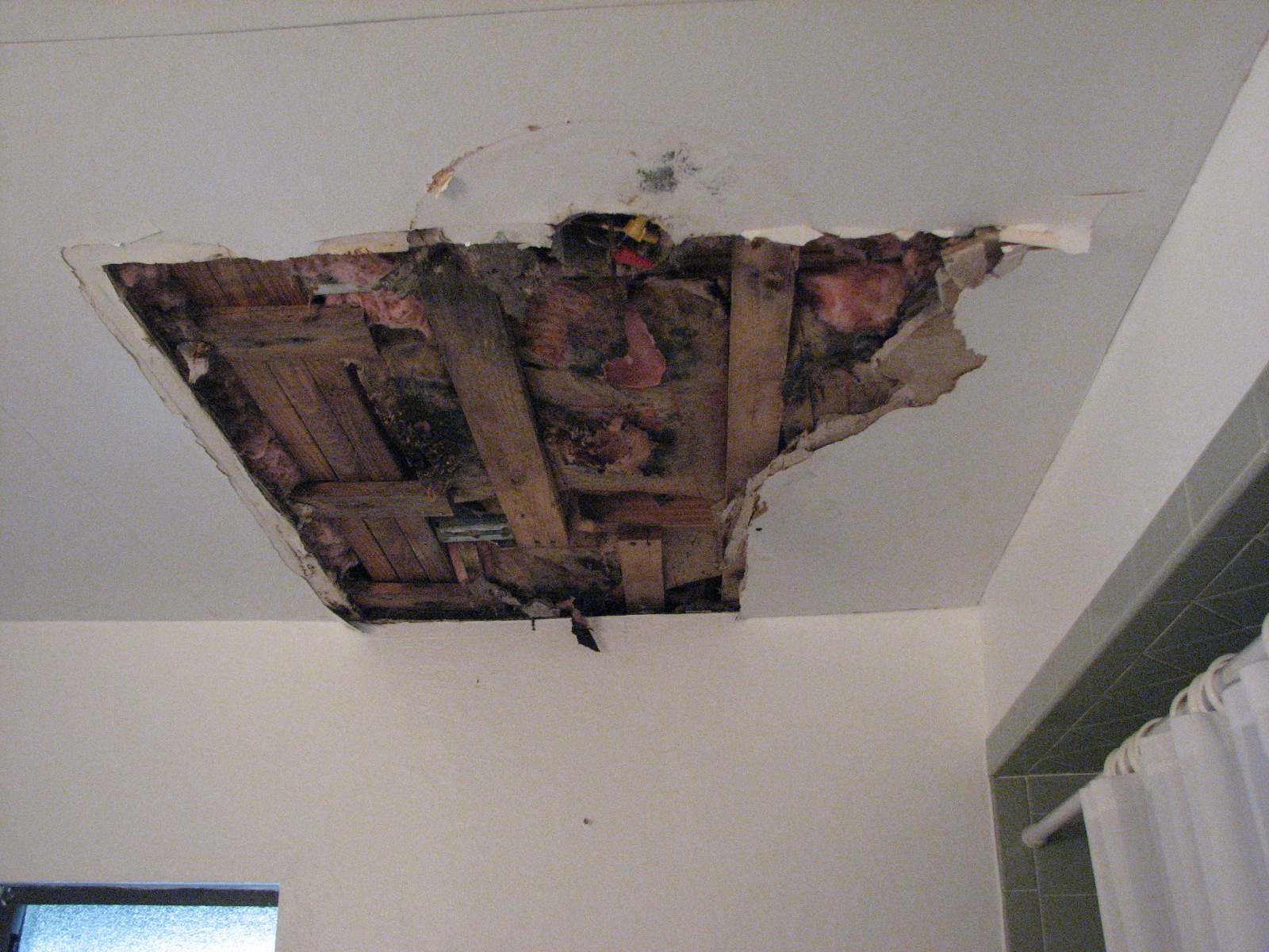 Orange-Peel-Ceiling-Repair-Melbourne-Before