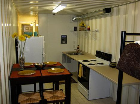126 The Advantages of Using Shipping Containers for Living and Work Spaces