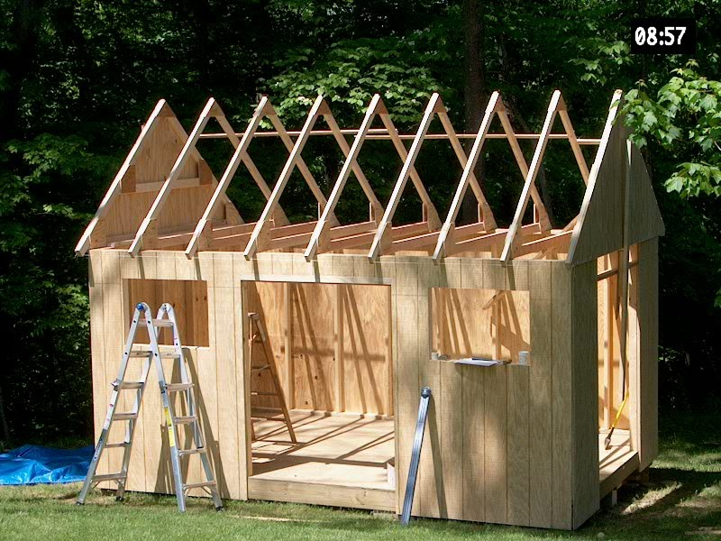 What Do You Need To Consider Before Building A Garden Shed