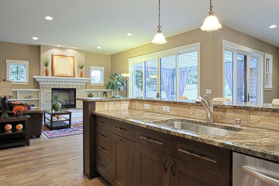 4 remodeling ideas that will add luxury to your for Kitchen remodel photos