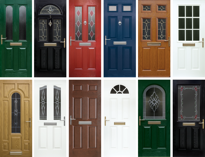Choosing a door thatu0027s right for your home & Choosing a door thatu0027s right for your homeemergent village ...